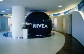 Nivea House w Hamburgu